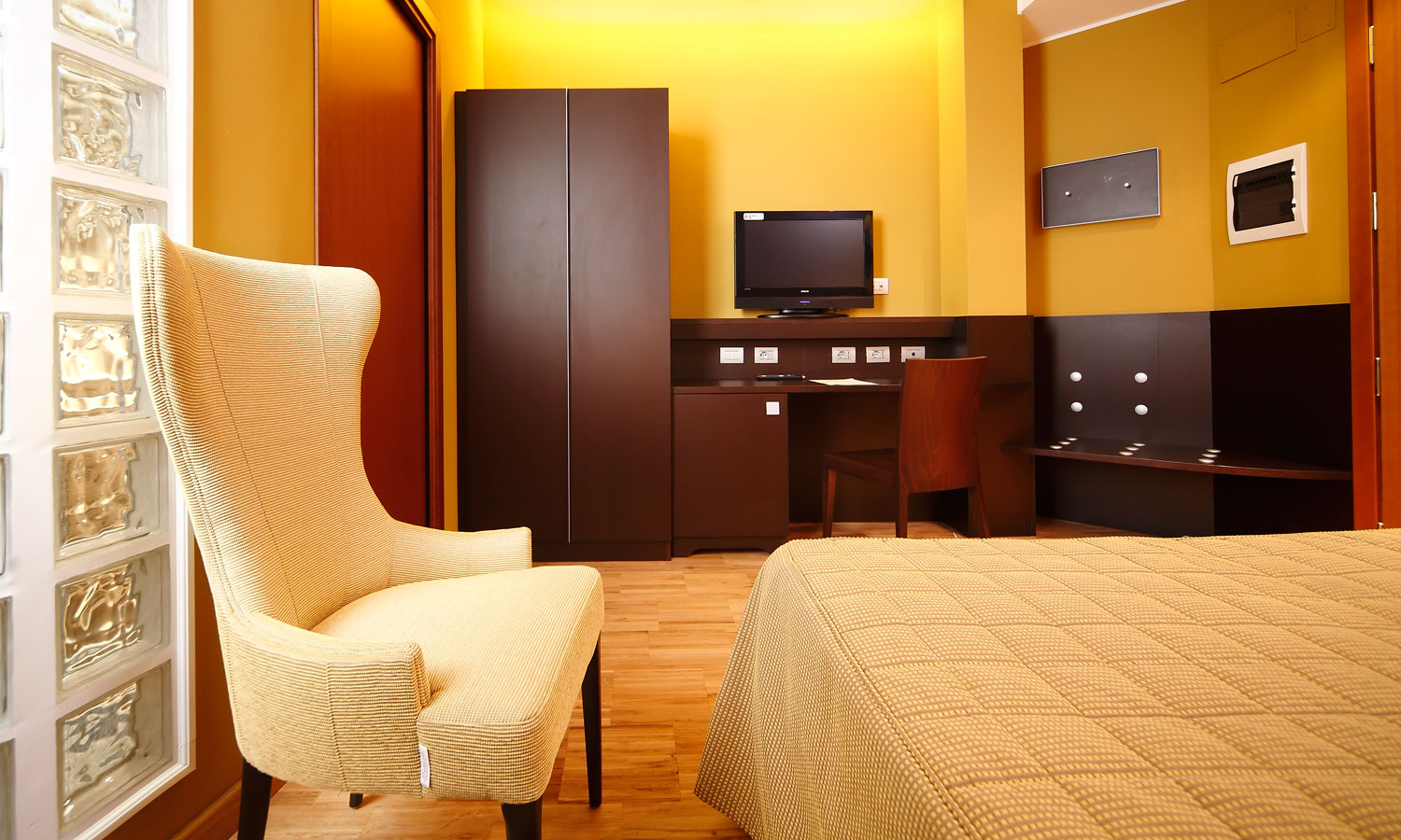 Hotel Catalani E Madrid Milano Booking